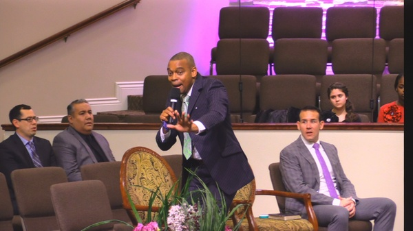 "Rev. Lawrence Warfield 01-22-17pm "" How Bad Do You Want It? "" MP4"