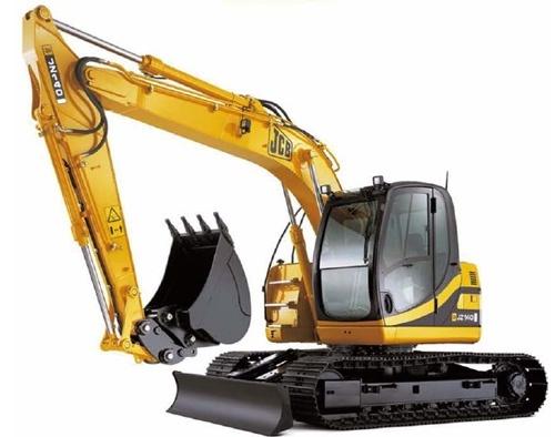 JCB JS130 JS160 Tracked Excavator Service Repair Manual Download