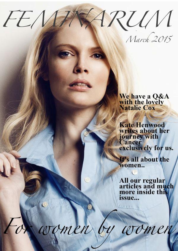 Feminarum Magazine Issue 18