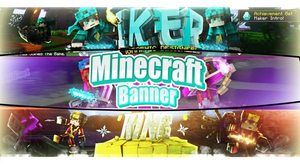 """""""Banner De Minecraft"""""""