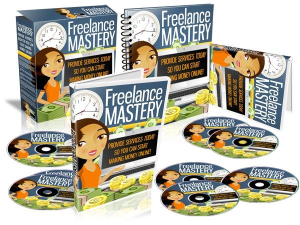 Freelance Mastery with Master Resale Rights