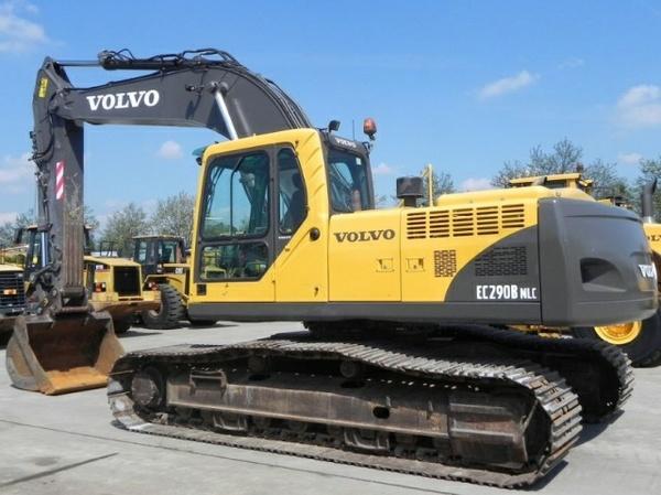 VOLVO EC290B NLC EC290BNLC EXCAVATOR SERVICE REPAIR MANUAL - DOWNLOAD