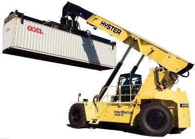 Hyster Lift Truck A227 Series: HR45-25, HR45-31, HR45-36L, HR45-40LS, HR45-40S Spare Parts List