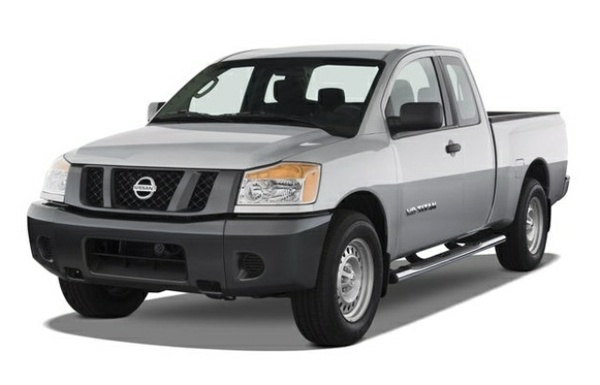 Nissan Titan 2008 Repair Manual