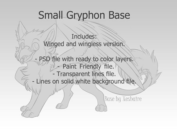 Chibi Gryphon V2
