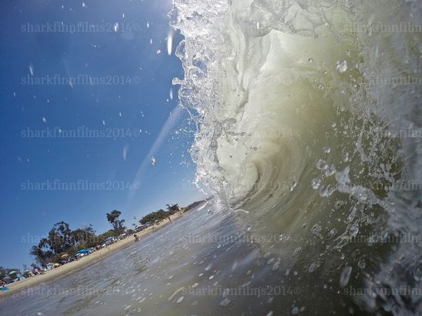 Heavy Shorebreak