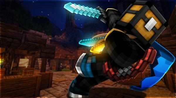 Minecraft Outro | Mihu WTF_FTW