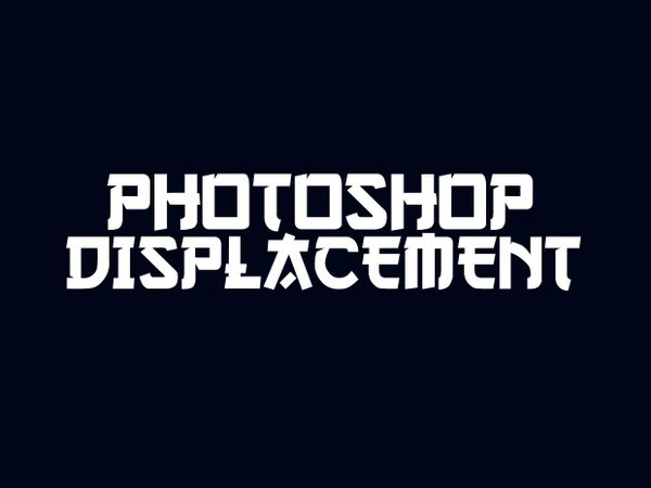 Photoshop Displacement