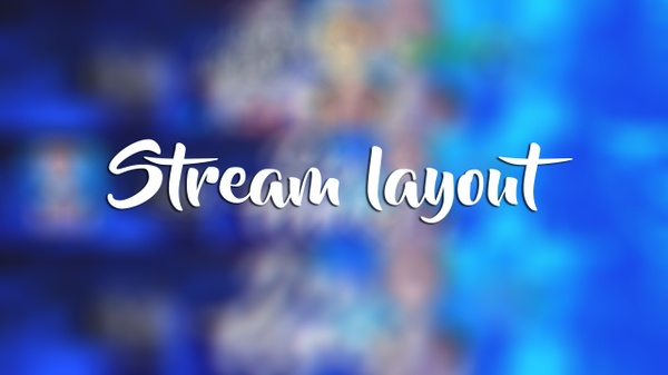 Full Stream Layout