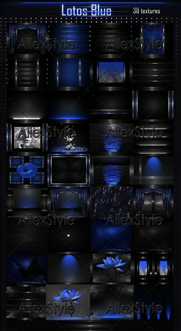 Lotos Blue