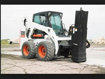 Bobcat Drop Hammer Service Repair Manual (S/N 005800101 & Above, S/N A78D00101 & Above)