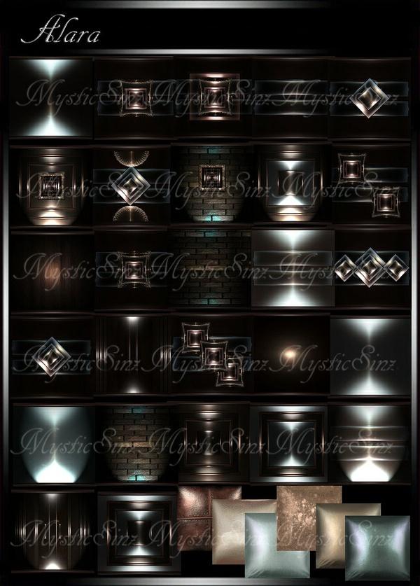 Alara Room Textures Collection IMVU