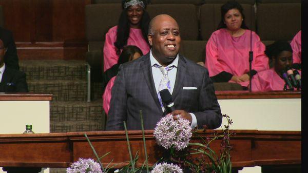 """Pastor Sam Emory 5-17-15am """" Prevailing Prayer"""" MP4"""