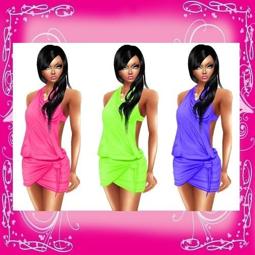 Freebie - Roxie Dress