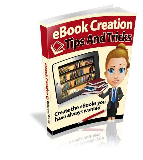 eBook Creation Tips