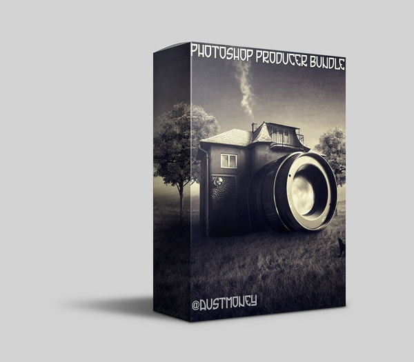 PHOTOSHOP PRODUCER BUNDLE