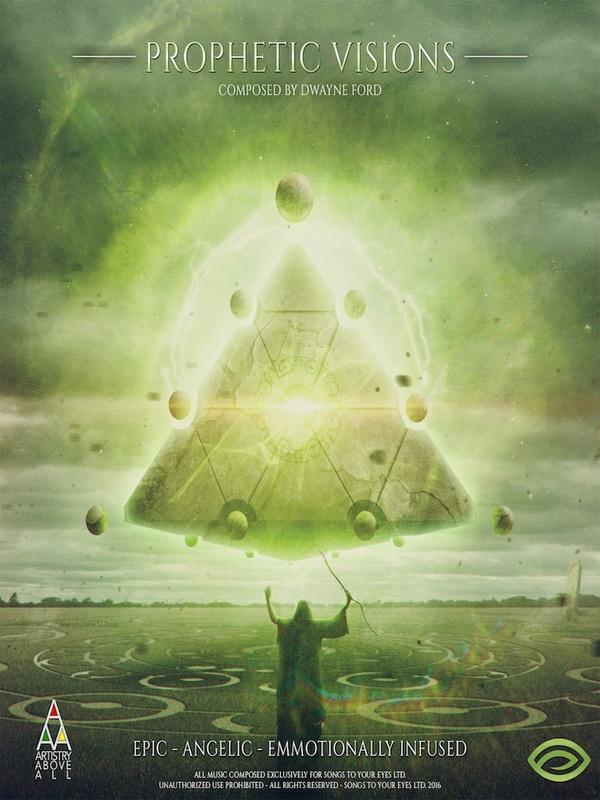 Prophetc Visions Album CD Quality (44.1Khz WAV)