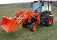 Kubota B1830 B2230 B2530 B3030 Tractor Workshop Service Shop Repair manual