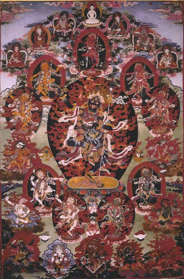 Troma Nagmo Condensed Daily Practice, Tsok & Concise Severance Ritual