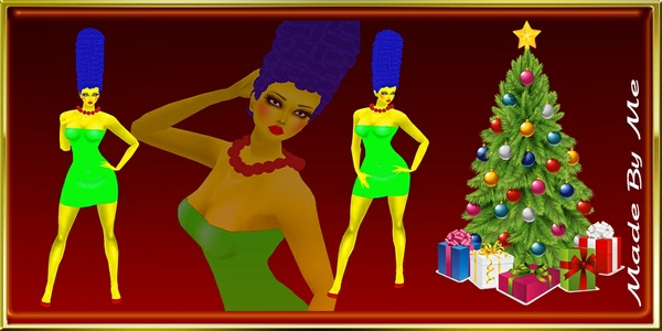 Marge Simpson Cartoon Limited Resell Rights 0/6 People
