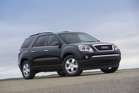 GMC ACADIA SERVICE REPAIR MANUAL 2007-2009 DOWNLOAD