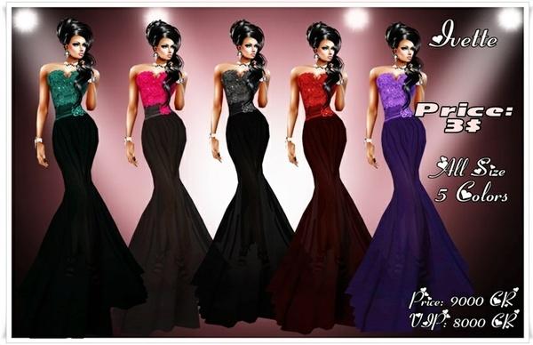 Dress Ivette
