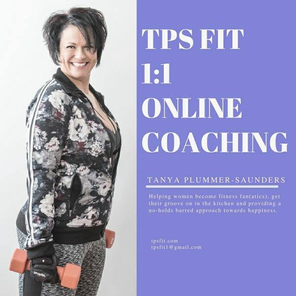 4-Week 1:1 Weight Loss Coaching Program