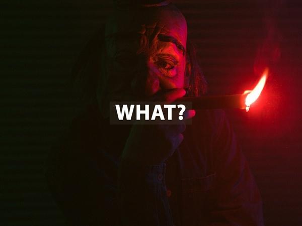 """What?"" - Lightroom Preset"