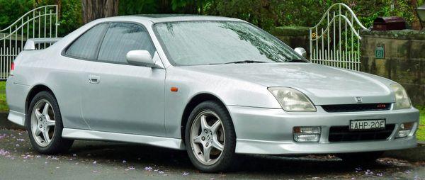 Honda Prelude (1997-2001) Workshop Manual