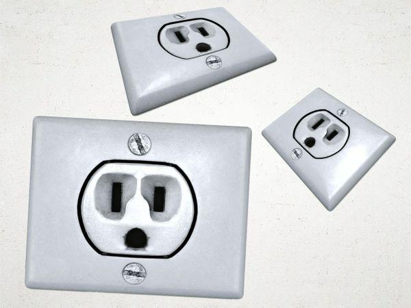 Electrical Outlet 1 - 3D Model
