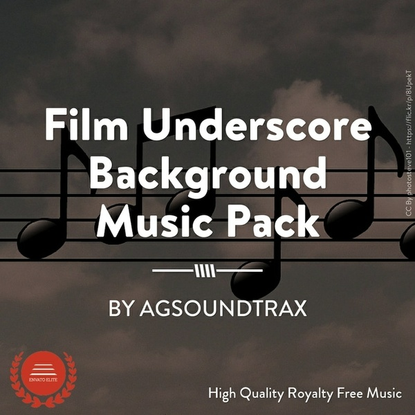 Film Underscore Background Music Pack by AGsoundtrax
