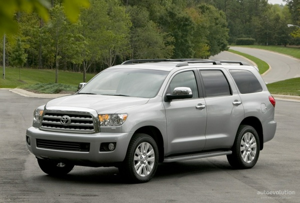 2001-2007 Toyota Sequoia OEM Factory Service and Repair Manual