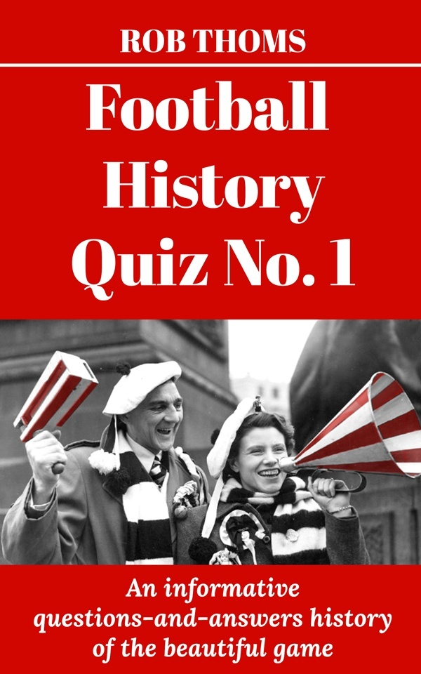 Rob Thoms Massive Football History Quiz No. 1
