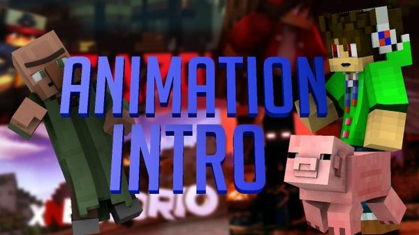 MmAtRMinecraft Animation Intro