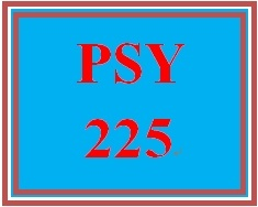 PSY 225 Week 2 Resilience Presentation