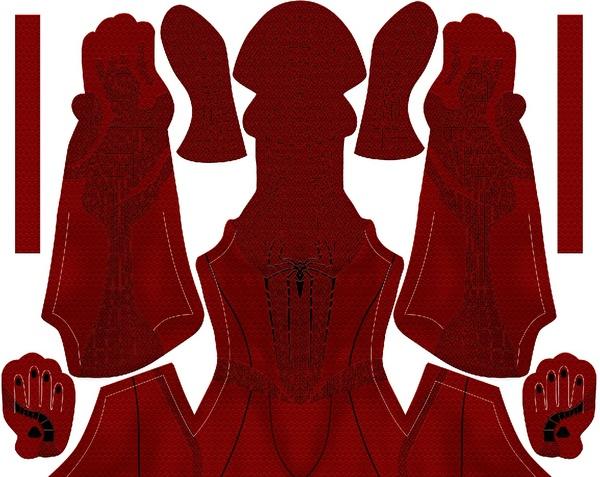 Scarlet TASM Hybrid pattern
