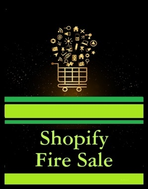 Shopify Fire Sale