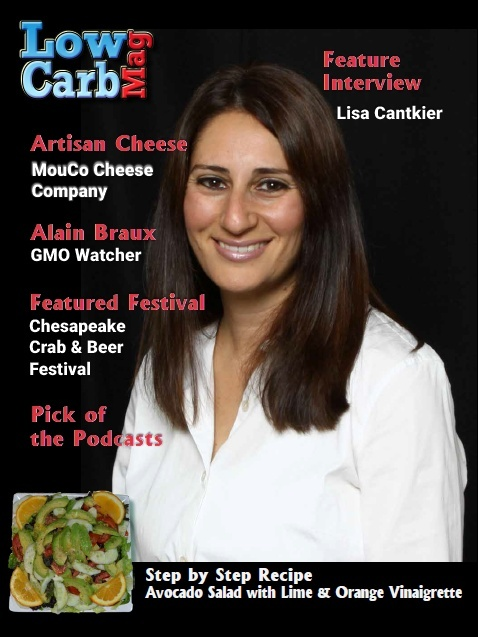Low Carb Mag June 2016 - The World's Most Loved Low Carb Magazine