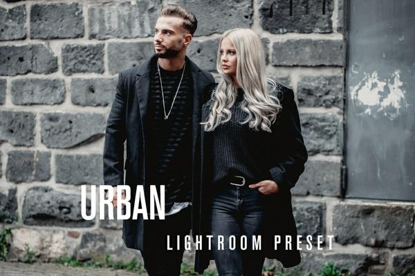 Urban | Lightroom Preset