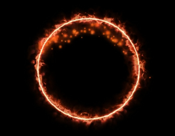 Ring of fire Twitch Alert