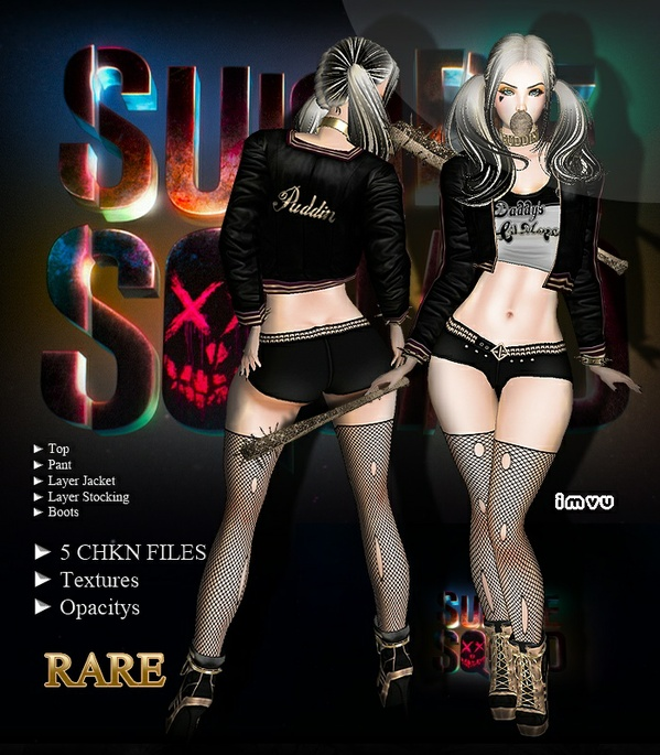 ::: SSQ Rare Outfit :::