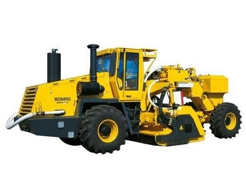 BOMAG Stabilizer / Recycler MPH121 SERVICE TRAINING MANUAL