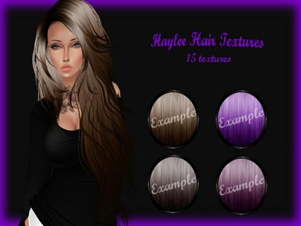 Haylee Hair Textures