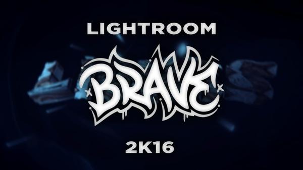 .bravemotion 2K16 Lightroom