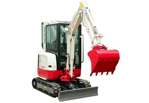 Takeuchi TB23R Compact Excavator Service Repair Workshop Manual Download (S/N: 12300007 & Above)