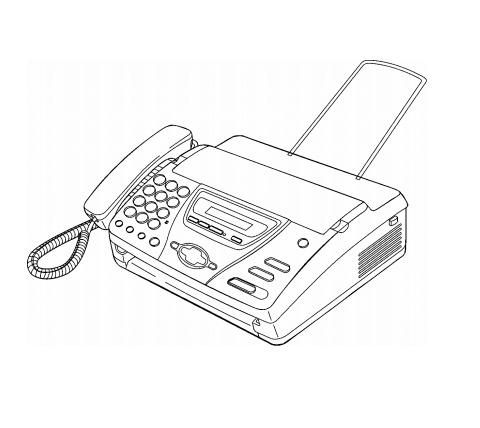 Panasonic KX-FT78CE-B, KX-FT78HG-B Facsimile with Digtal Answering System Service Repair Manual