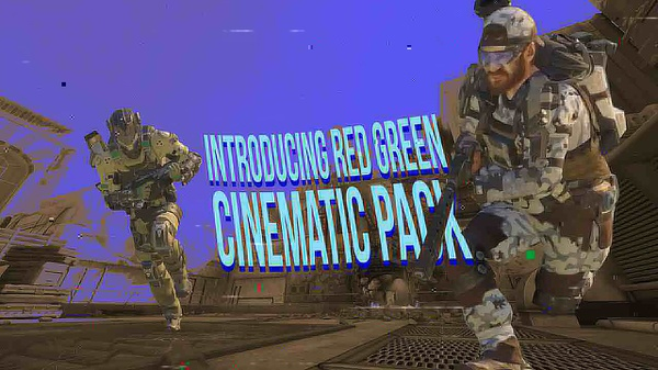 Introducing Red Green: Cinematic Pack