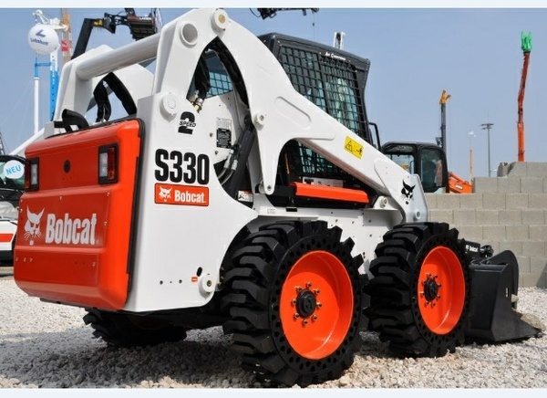 Bobcat S330 Skid - Steer Loader Service Repair Manual DOWNLOAD (S/N A02011001 - A02059999, )