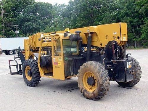 Caterpillar Cat TL1055 TL1255 Telehandler Service Manual Download