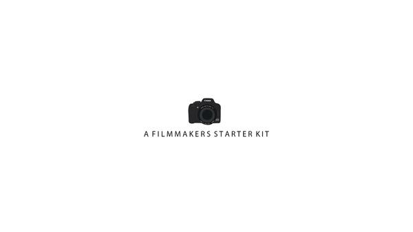 A Filmmakers Starter Kit . V1